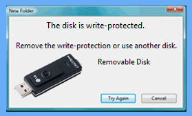 lg usb write protection